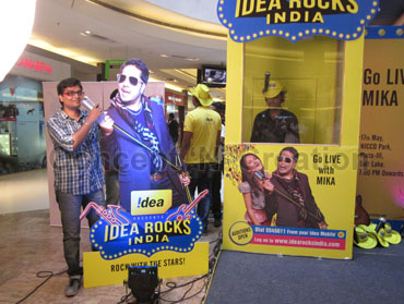Idea rocks India - Audition