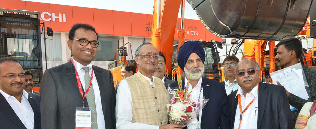 Product_Promotion_for_Tata_Hitachi_Zaxis_470H_machine_launch