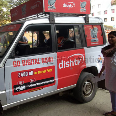 DISH TV - ACTIVATIONS